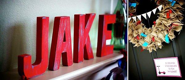 Jake name sign