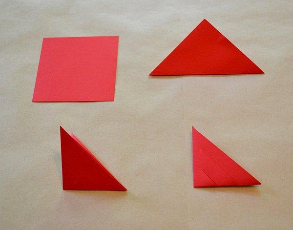 DIY Paper Star Tutorial