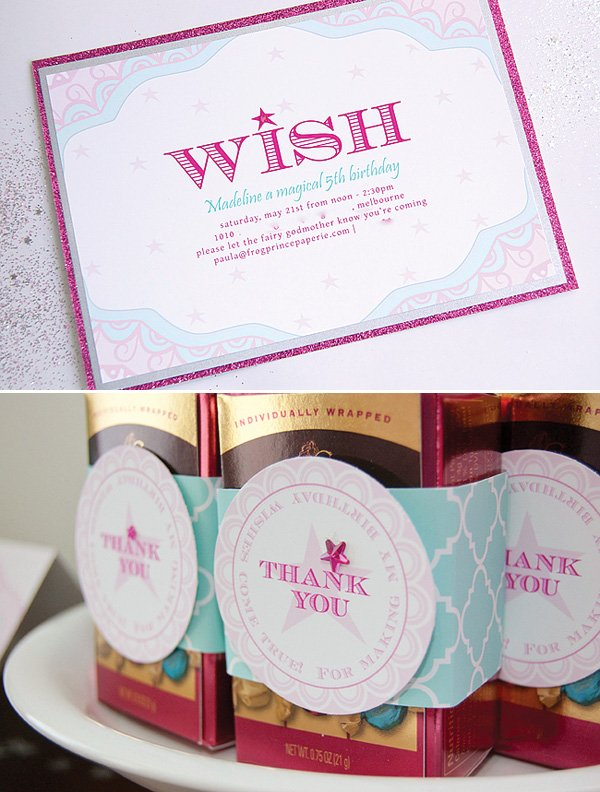 Wish Upon a Star Birthday Party