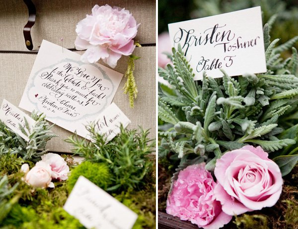 Vintage English Garden Wedding
