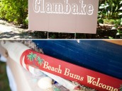 Nautical Clambake Party