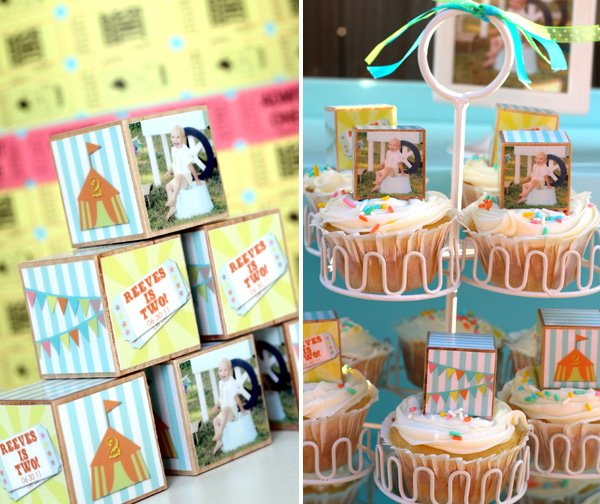 Cupcakes + Keepsakes