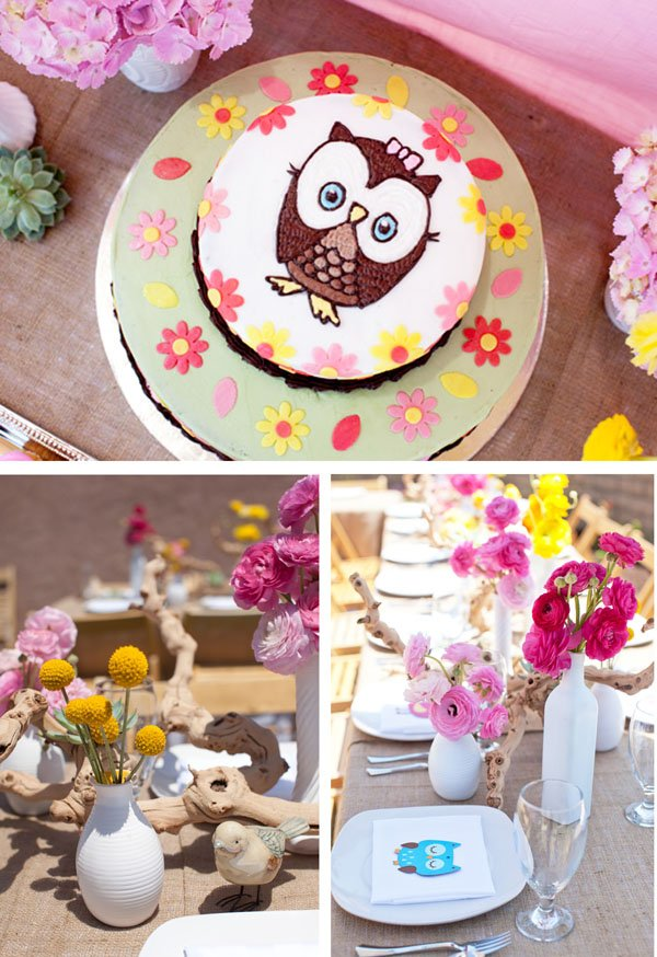 Cake and Florals