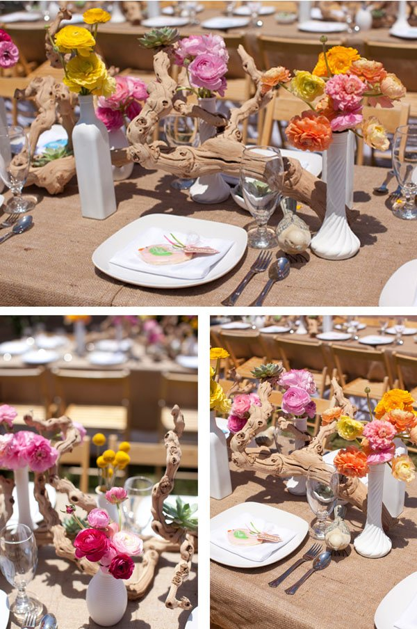Florals and Table Settings