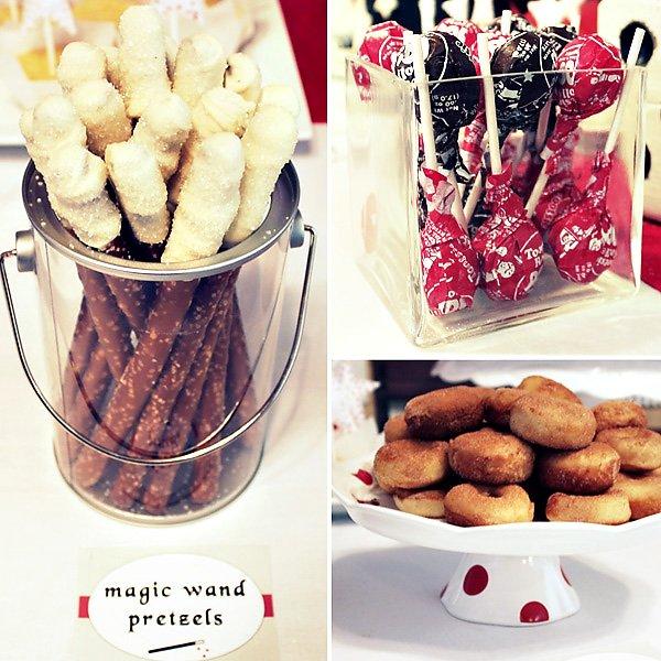Magic Themed Kids Birthday Party