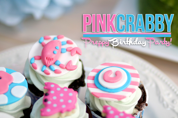Pink Crabby Party