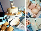 Beach Wedding Theme or Bridal Shower