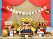 Toy Story Kindergarten Dessert Table