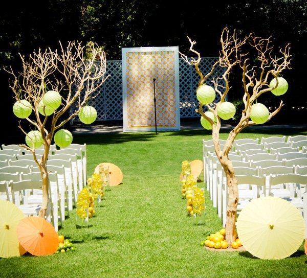 Citrus Splash Wedding