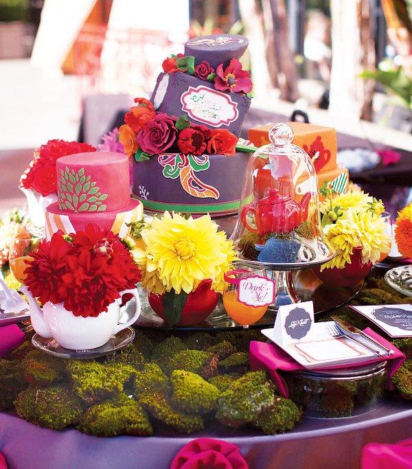 Wonderlandia Adult Birthday Party, Wedding
