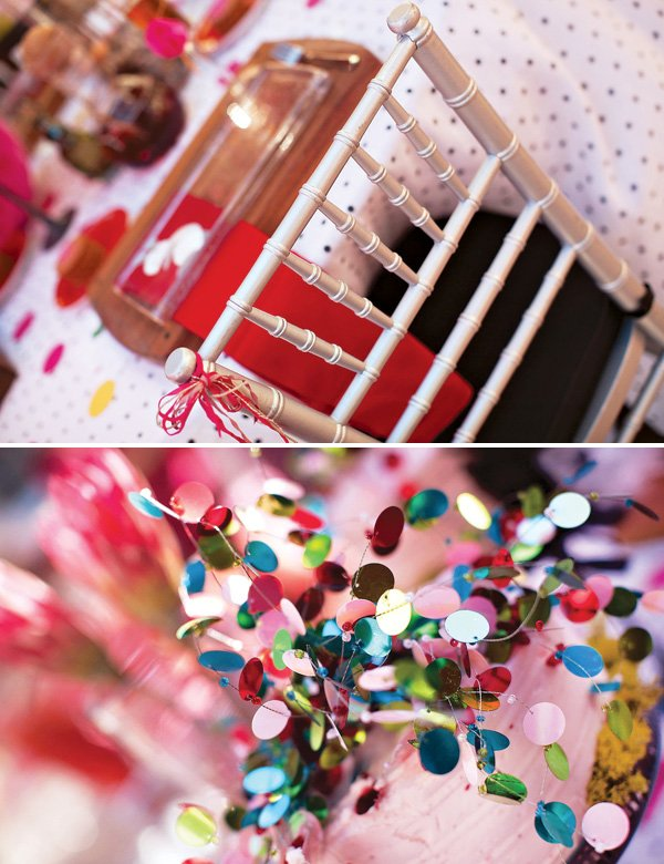 Wonderlandia Bridal Shower - Confetti and Rabbits