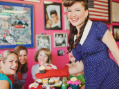 1950's Bridal Shower