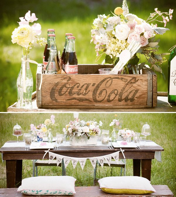 Pretty Playful A Vintage Style 1940s Inspired Wedding