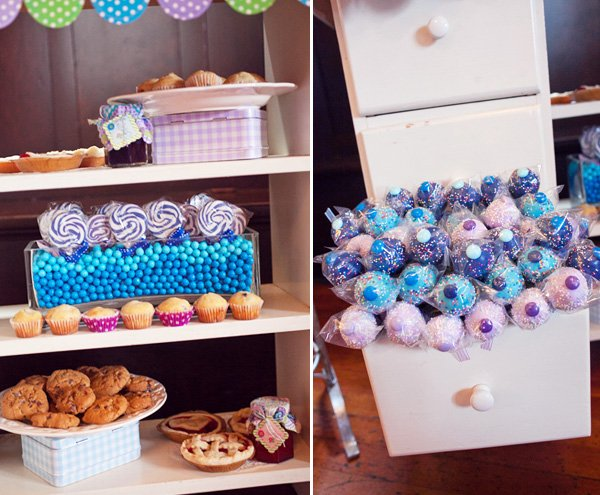 Berry Bake Shop Birthday Party
