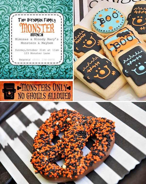 Halloween Monster Brunch