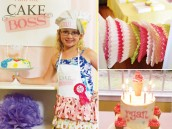 Cake Boss Birthday Party Ideas