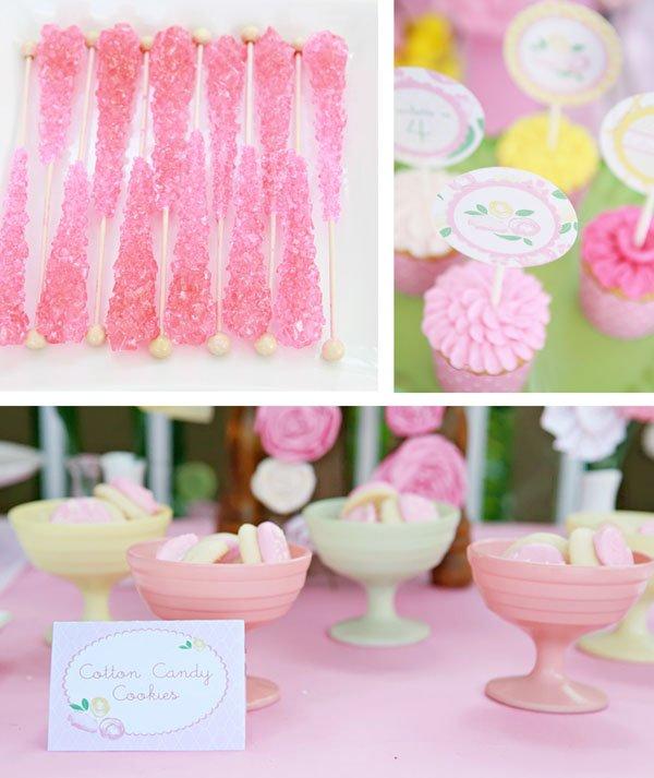 Dessert Table Details