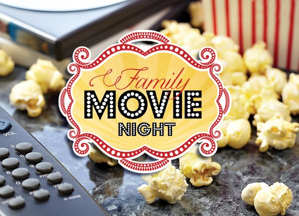 Image result for family movie night