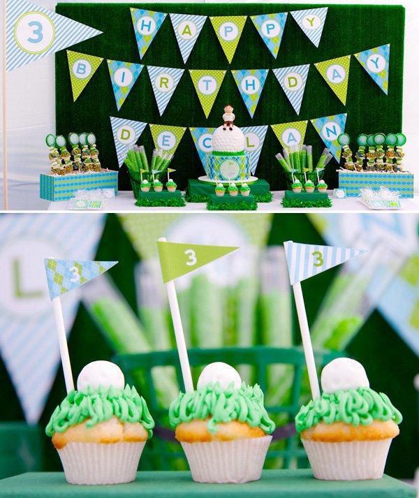 Superb Cool Classic Golf Par Tee Kids Birthday Hostess With Home Interior And Landscaping Pimpapssignezvosmurscom