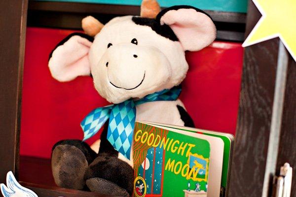 Goodnight Moon Inspired Baby Shower