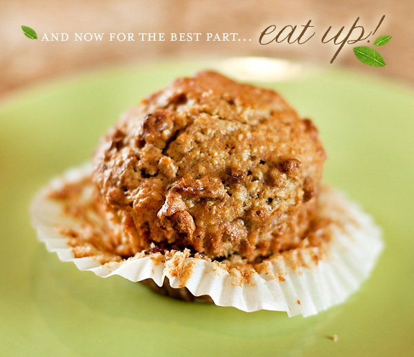 All Natural Bran Muffin Recipe