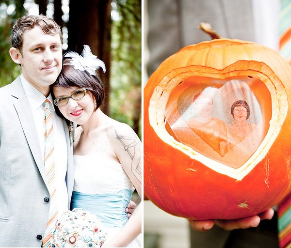 Day of the Dead Wedding + Halloween