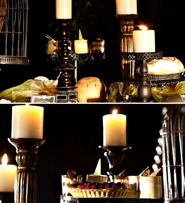 Harry Potter Deathly Hallows Dinner Party