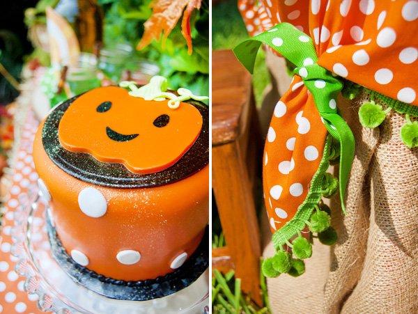 Little Pumpkin Birthday Party