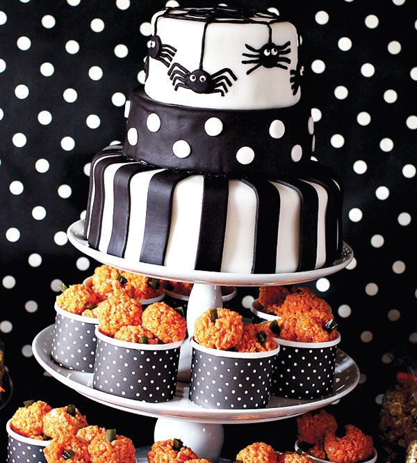 Trick or Treat Kids Halloween Party Ideas