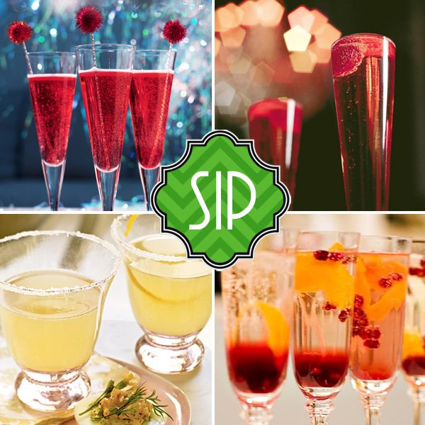 Champagne Cocktail Recipes