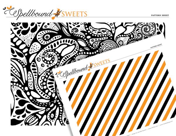 HWTM Free Halloween Printables Spellbound Sweets