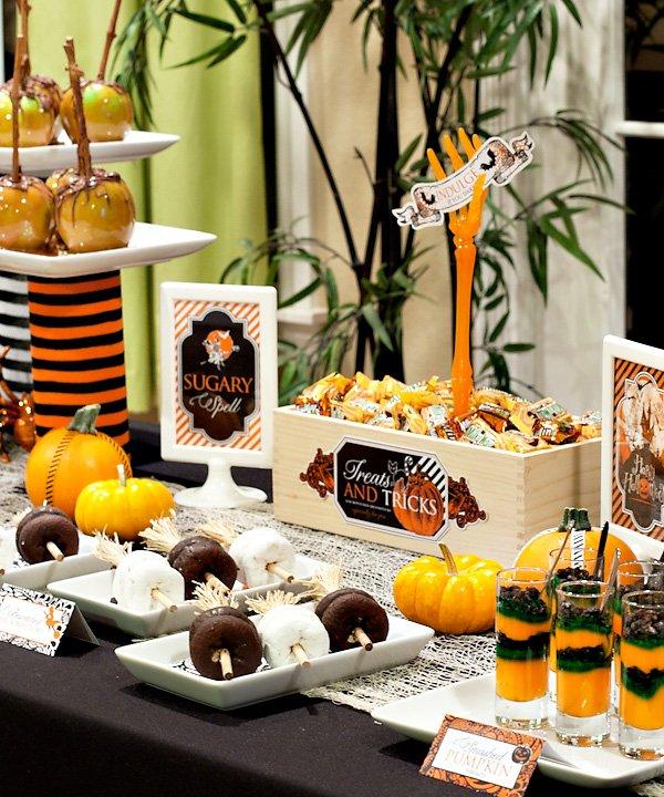 HWTM Halloween Spellbound Sweets - Free Printables