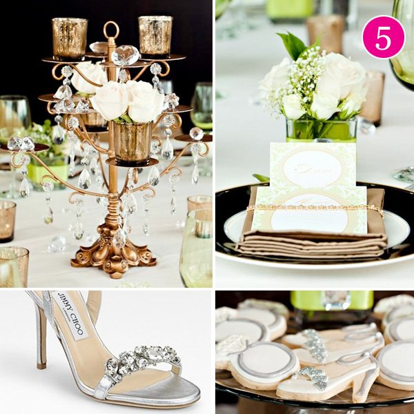 Jimmy Choo Bridal Shower Ideas