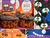 Kids Owl Halloween Party Ideas