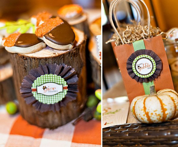Thanksgiving Party Ideas for Kids - Thanksgiving Printables