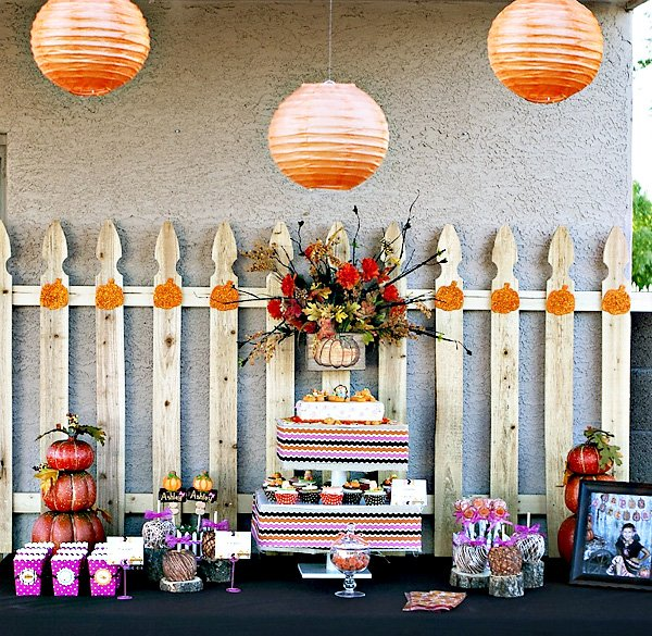 Quot Farm Boutique Quot Pumpkin Patch Birthday Hostess With The
