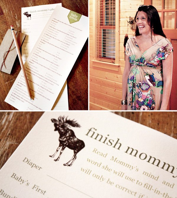 Forest Whimsy Baby Shower