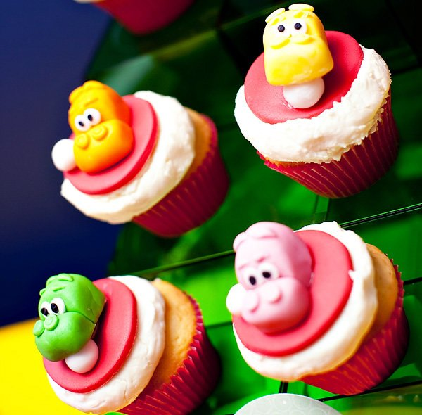 Hungry Hungry Hippo Birthday Party