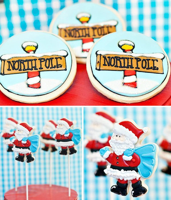 Nostalgic North Pole Cookie Exchange Hostess With The Mostess