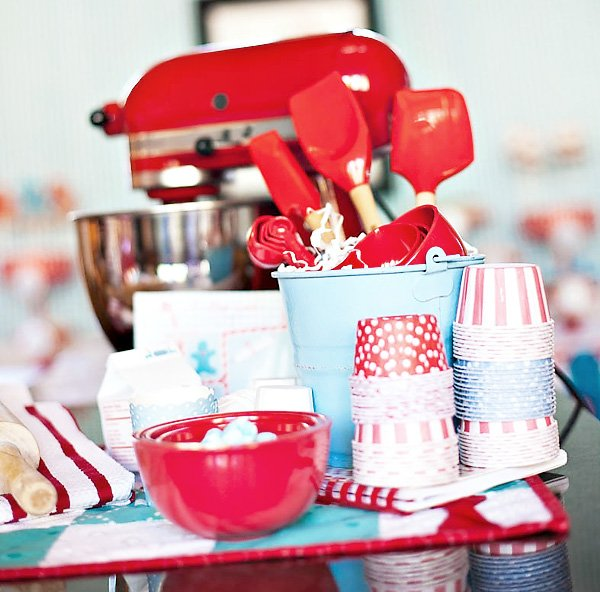 Kids Christmas Cookie Exchange Party - North Pole Theme