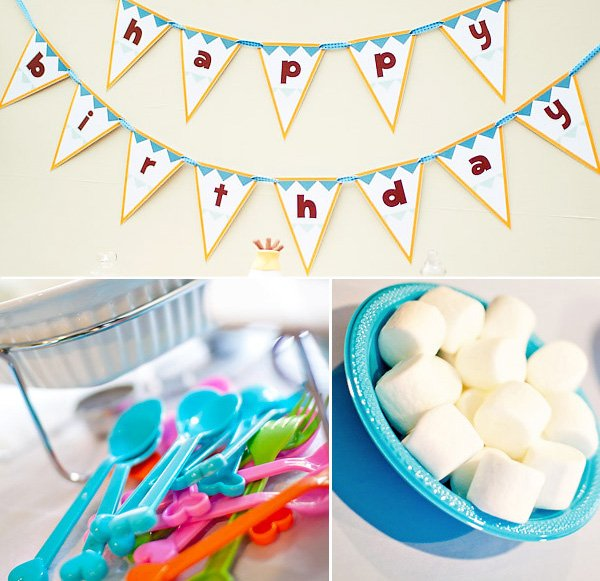 Little Indian Theme Birthday Party Ideas