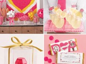 Candy Theme Bridal Shower Ideas
