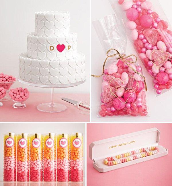 Candy Theme Bridal Shower Ideas