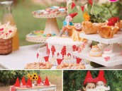 Gnome Birthday Party Theme Ideas