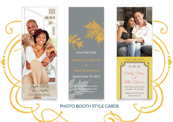 Save the Date Cards Giveaway
