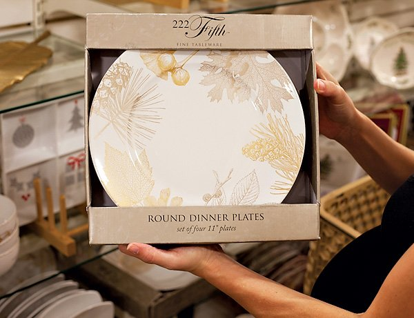 HomeGoods Plates