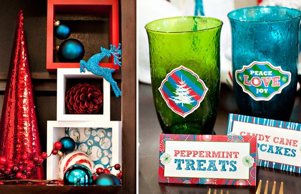 Modern Holiday Party Ideas