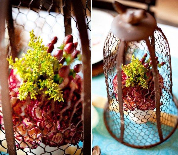 Rustic Modern Fall Bridal Shower