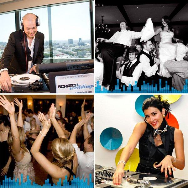 Wedding DJs - Scratch Weddings