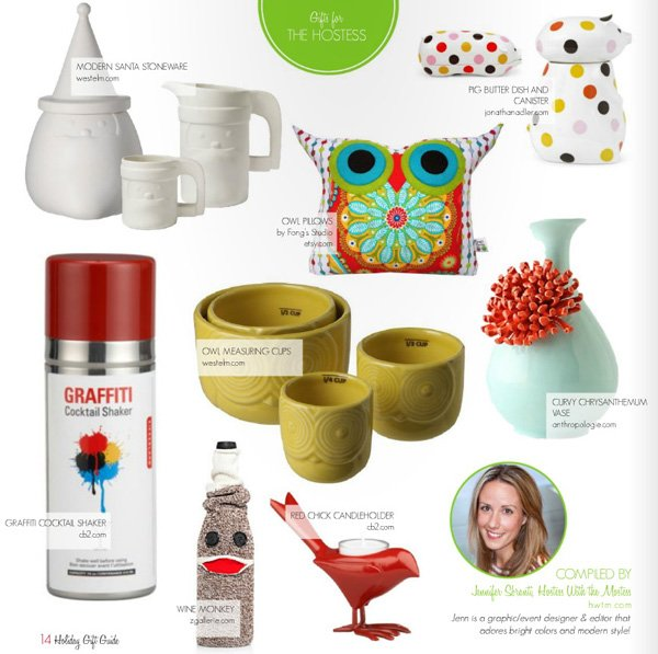 TomKat Studio Holiday Gift Guide 2011